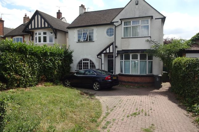 Thumbnail Detached house for sale in London Road, Leicester