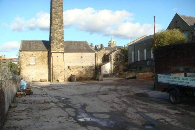Thumbnail Industrial for sale in Hammerton Street, Burnley