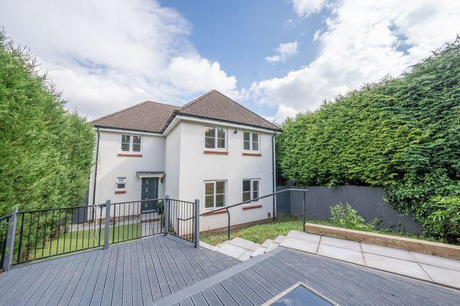 Thumbnail Detached house for sale in Ridgeway Park Road, Newport