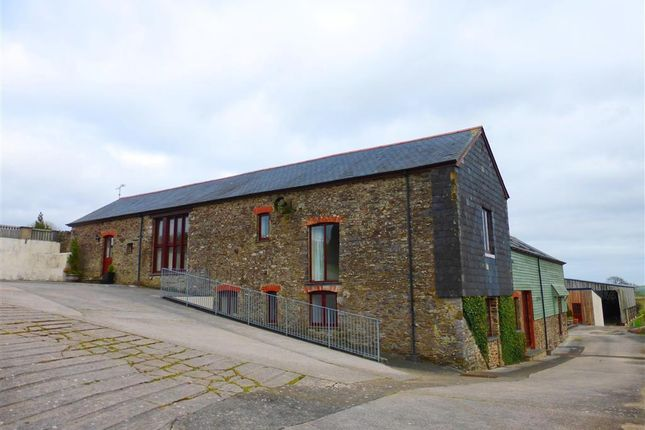 Thumbnail Barn conversion to rent in Cornworthy, Totnes