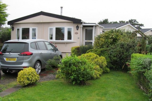 Thumbnail Mobile/park home for sale in Fell View Park (Ref 5407), Gosforth, Cumbria