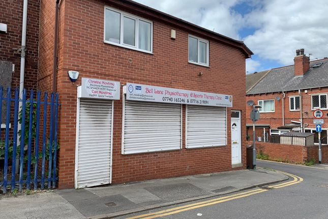 Retail premises to let in Barnsley Road, South Elmsall