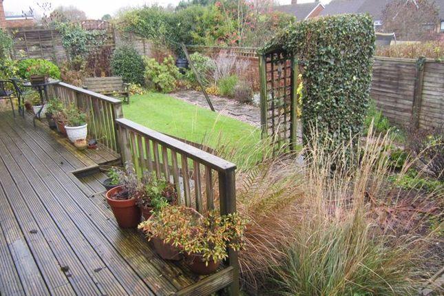 Rear Garden of Stonebury Avenue, Eastern Green, Coventry CV5