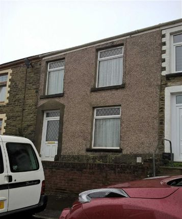Thumbnail Terraced house for sale in Parkhill Terrace, Swansea