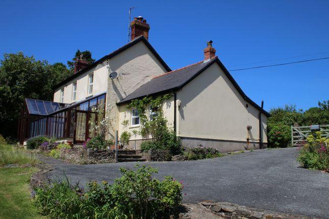 Detached house for sale in Llanycefn, Clynderwen