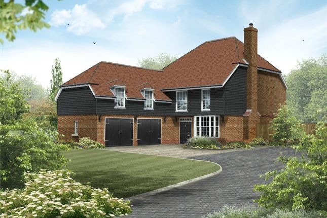 Thumbnail Detached house for sale in Monkton Street, Monkton, Ramsgate