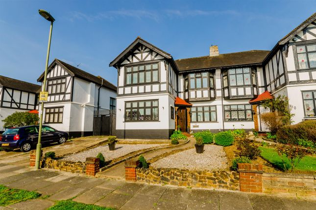 Thumbnail Semi-detached house for sale in Friars Walk, London