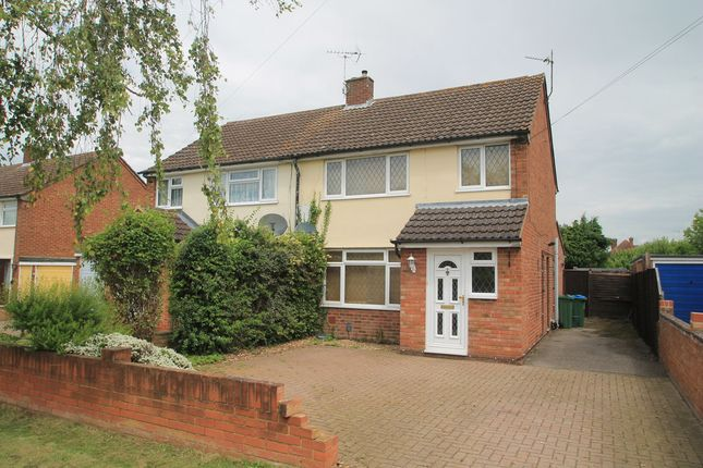 Thumbnail Semi-detached house for sale in Queens Mead, Aylesbury