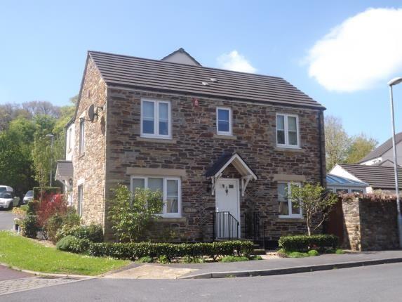 Thumbnail Semi-detached house for sale in Whitchurch, Tavistock, Devon