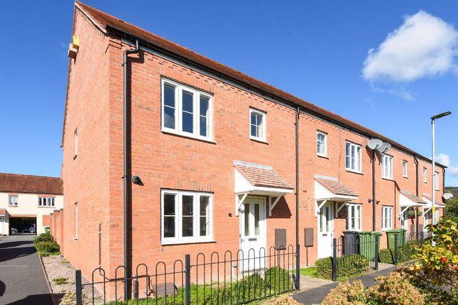 Thumbnail End terrace house to rent in Garden Close, Kington