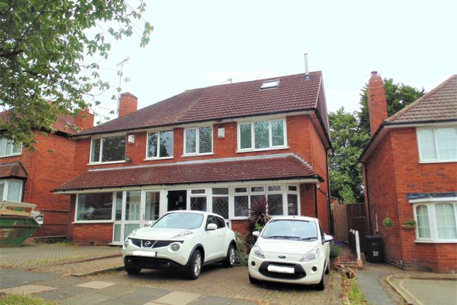 Thumbnail Semi-detached house for sale in Scarsdale Road, Birmingham