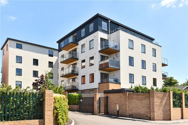 Thumbnail Flat for sale in Grosvenor Mansions, Sullivan Road, Camberley