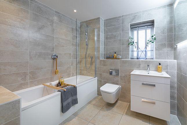 Bathroom of Plot 118 - The York, Sheerlands Road, Finchampstead RG40