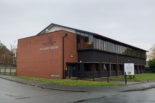 Thumbnail Office for sale in Investment - Railway House, Railway Road, Chorley