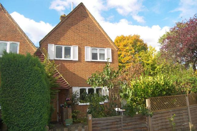 Thumbnail End terrace house to rent in Old School Square, Thames Ditton