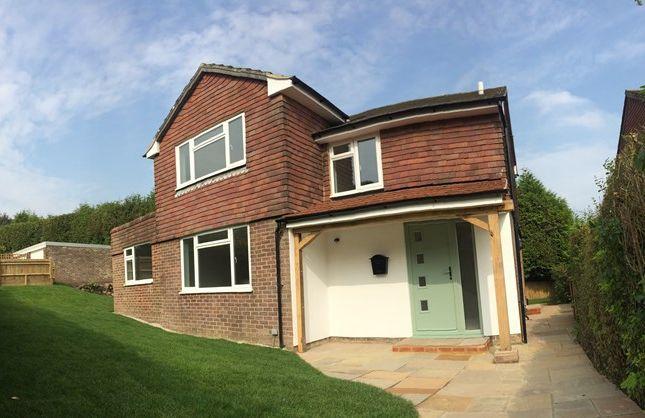 Thumbnail Detached house for sale in Saxonbury Close, Crowborough