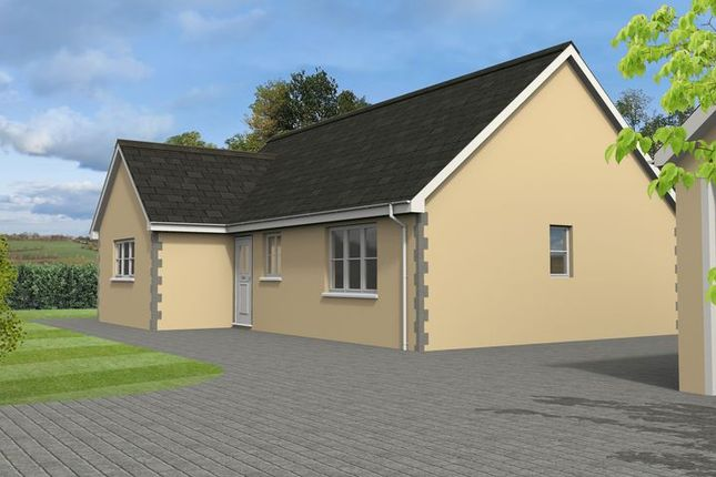 Thumbnail Detached bungalow for sale in New Road, Bream, Lydney