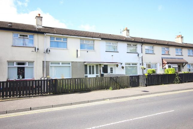 Thumbnail Terraced house to rent in Davys Street, Carrickfergus