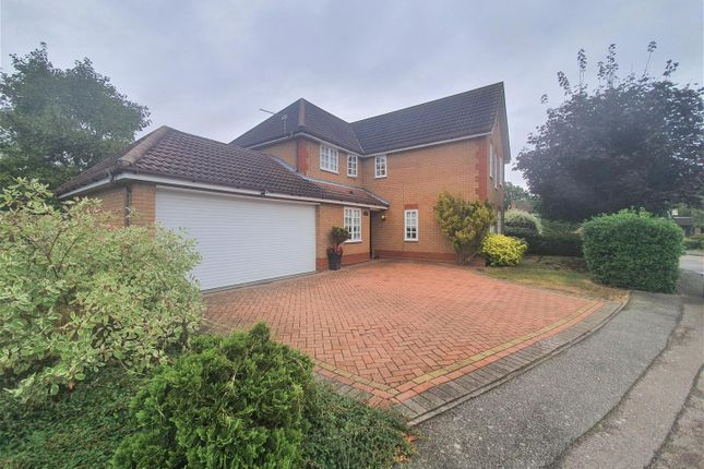 4 bed detached house for sale in Brookhill Way, Rushmere St. Andrew, Ipswich IP4