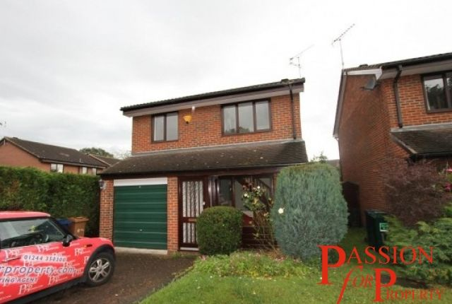 Thumbnail Detached house to rent in Milborne Close, Chester, Cheshire