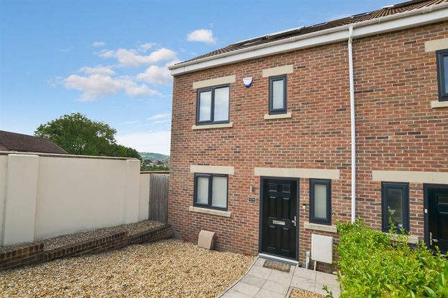 Thumbnail End terrace house to rent in Novers Lane, Bristol