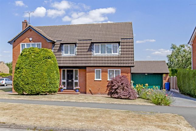 Thumbnail Detached house for sale in Somersby Avenue, Walton, Chesterfield