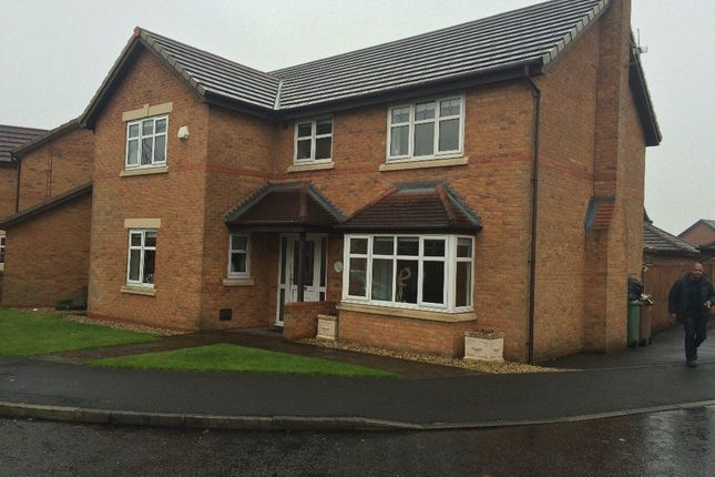Thumbnail Detached house to rent in Hedworth Gardens, St. Helens