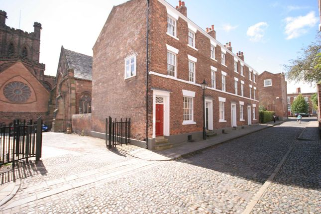 Thumbnail Town house to rent in Abbey Street, Chester