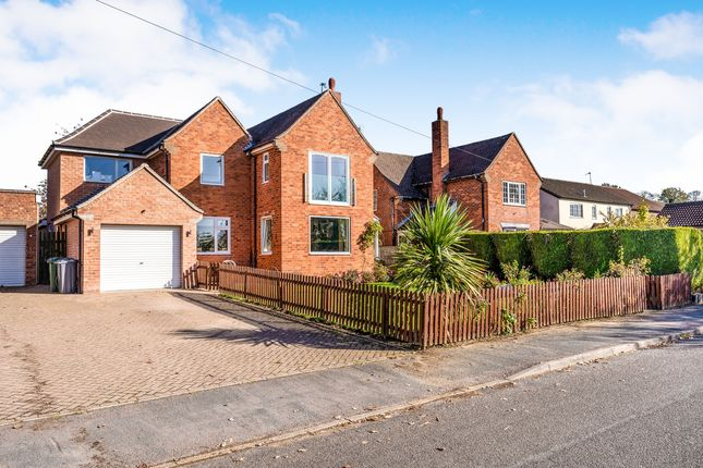 Thumbnail Detached house for sale in Burton On The Wolds, Loughborough, Leicestershire