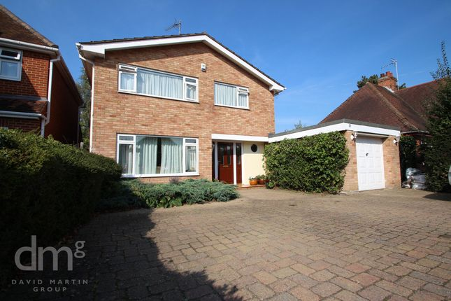 Thumbnail Detached house for sale in Heath Road, Colchester