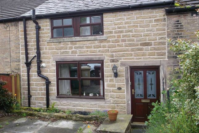 Thumbnail Terraced house to rent in Bottom O Th Moor, Horwich, Bolton