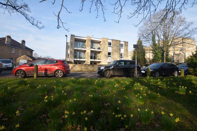 Thumbnail Flat for sale in Henrietta Gardens, Bath