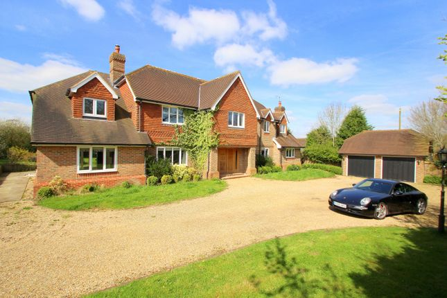 Thumbnail Detached house for sale in Faygate Lane, Faygate
