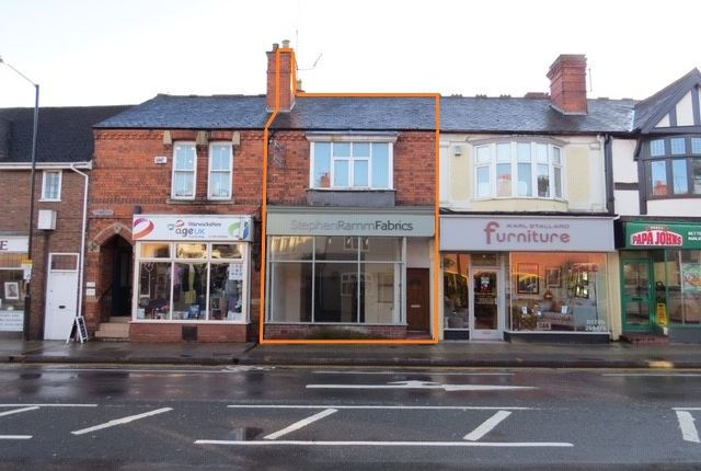 Thumbnail Office for sale in Greenhill Street, Stratford-Upon-Avon