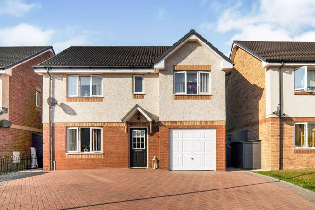 Thumbnail Detached house for sale in Keswick Place, Dumfries