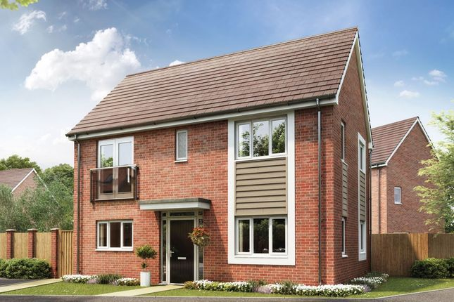 Thumbnail Detached house for sale in Old Hey Walk, Newton-Le-Willows