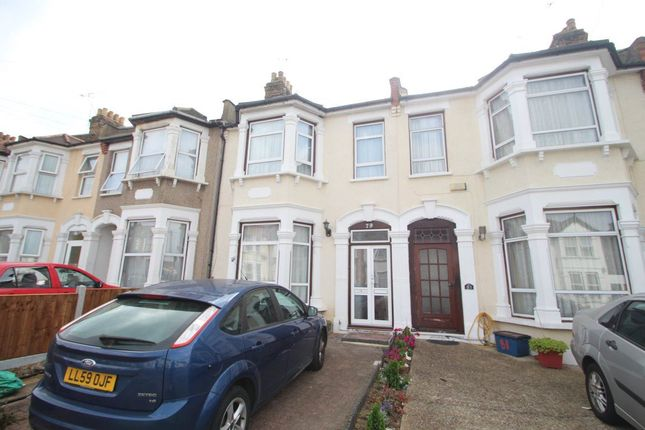 Thumbnail Terraced house to rent in Endsleigh Gardens, Cranbrook, Ilford
