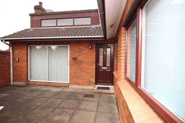 Thumbnail Bungalow to rent in Upper Malone Crescent, Belfast
