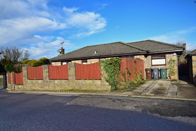 Thumbnail Detached bungalow for sale in Naseby Rise, Queensbury, Bradford