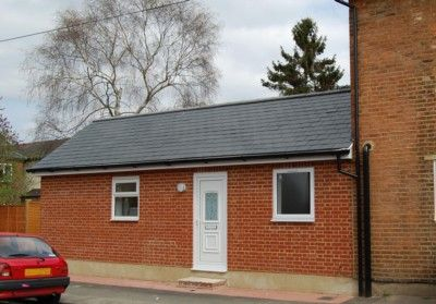 Thumbnail 1 bed bungalow for sale in Chapel Grove, Addlestone