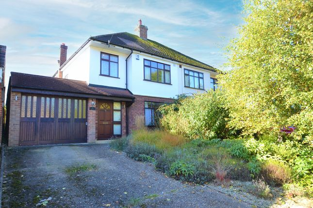 3 bed semi-detached house for sale in Willow Way, Radlett WD7