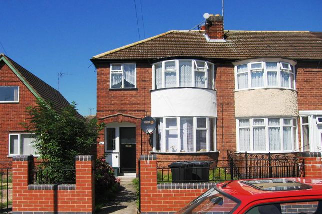 Thumbnail Flat to rent in Greenwood Road, Leicester