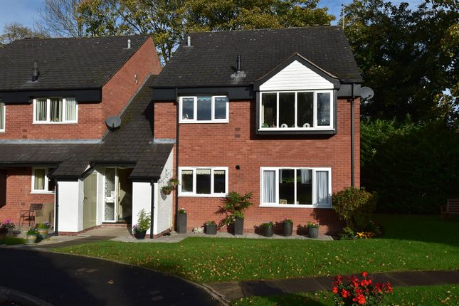 Thumbnail Flat for sale in St Georges Crescent, Droitwich