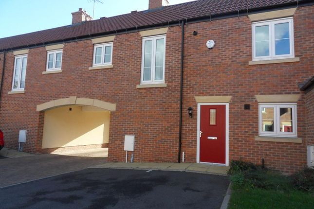 Thumbnail Semi-detached house to rent in Blacksmith Court, Easingwold, York