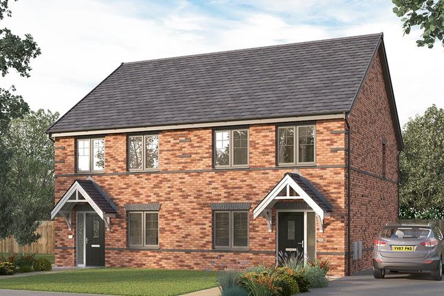 "Thumbnail Property for sale in ""The Lorton"" at Cranleigh Road, Woodthorpe, Mastin Moor, Chesterfield"