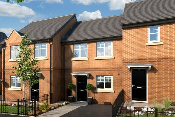 "Thumbnail Property for sale in ""The Normanby At Cottonfields"" at Fairview Caravan Park, Bag Lane, Atherton, Manchester"