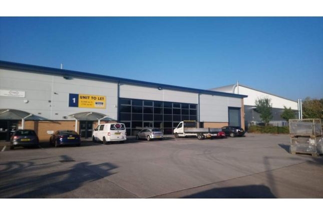 Thumbnail Light industrial to let in Aspen Court, Rotherham