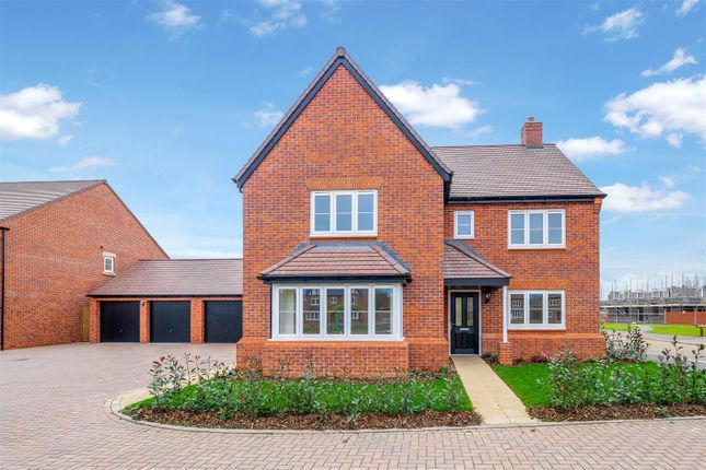 Thumbnail Detached house for sale in Shield Way, Bidford-On-Avon, Alcester