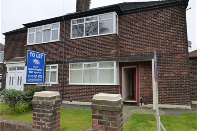 2 bed flat to rent in Fenside Road, Sharston, Wythenshawe, Manchester