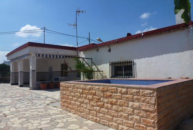 Barbarroja, Hondón De Los Frailes, Alicante, Valencia, Spain